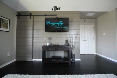 AFTER - Interior Design Changes
