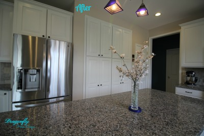 AFTER - Allentown, NJ Kitchen Interior Design Project