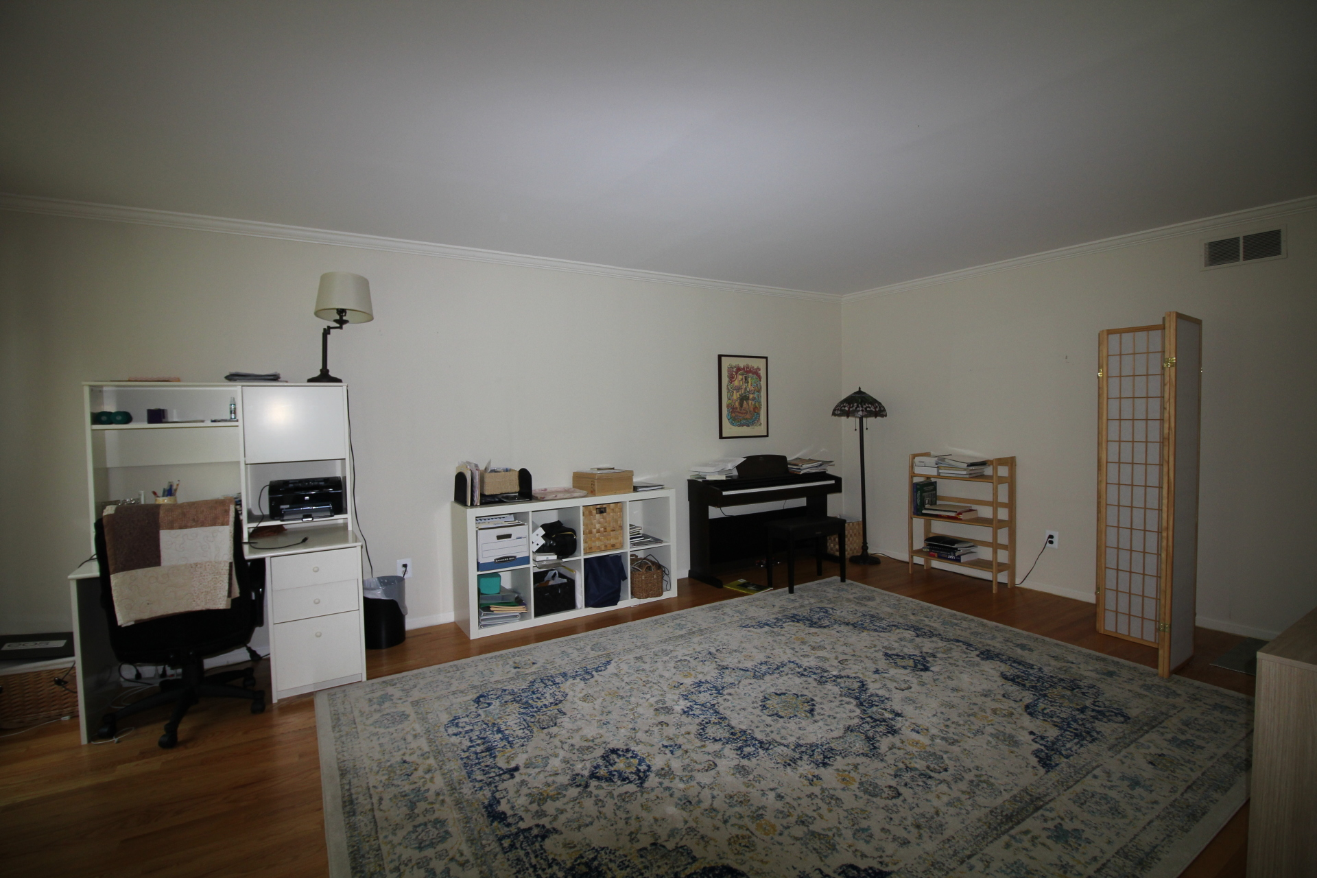 BEFORE - Occupied Staging - West Windsor, NJ