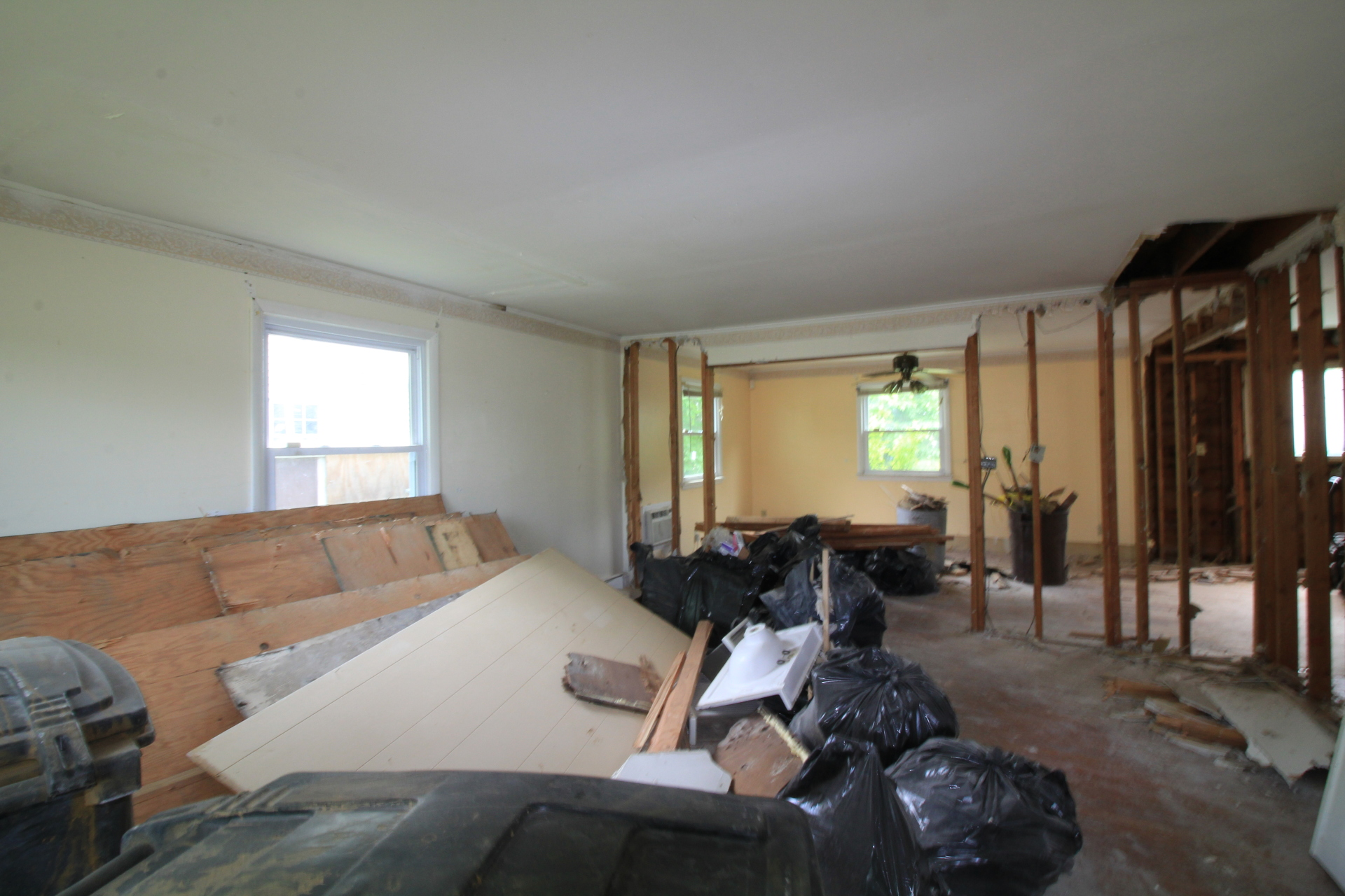 BEFORE - Vacant Staging - Ewing, NJ