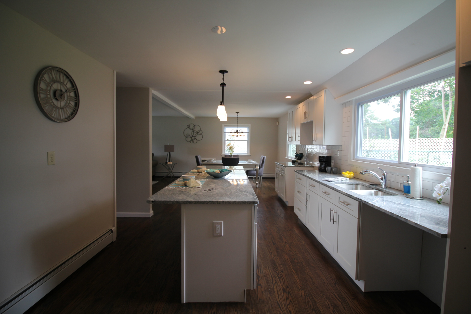 AFTER - Vacant Staging & Design - Kitchen - Ewing, NJ
