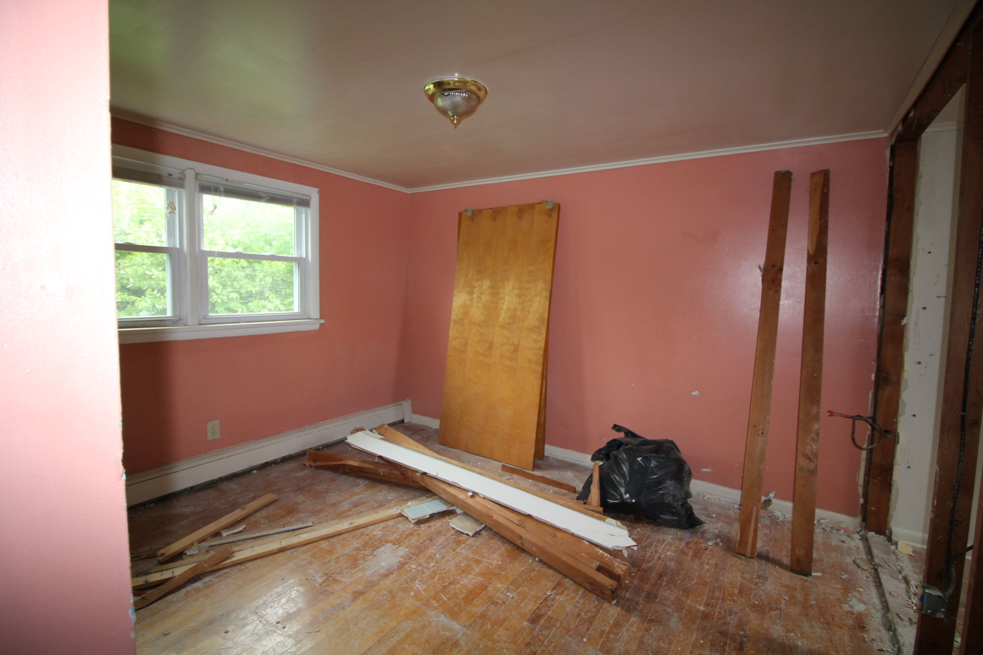BEFORE - Vacant Staging & Interior Design - Ewing, NJ