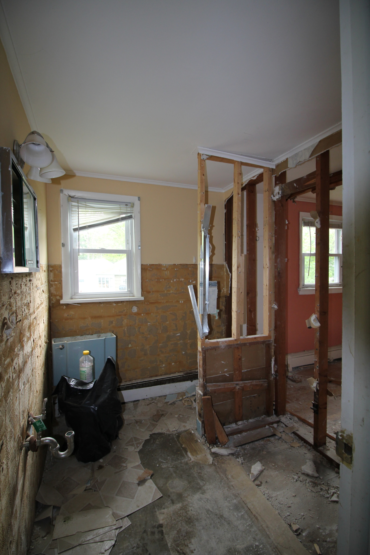 BEFORE - Vacant Staging& Interior Design - Ewing, NJ