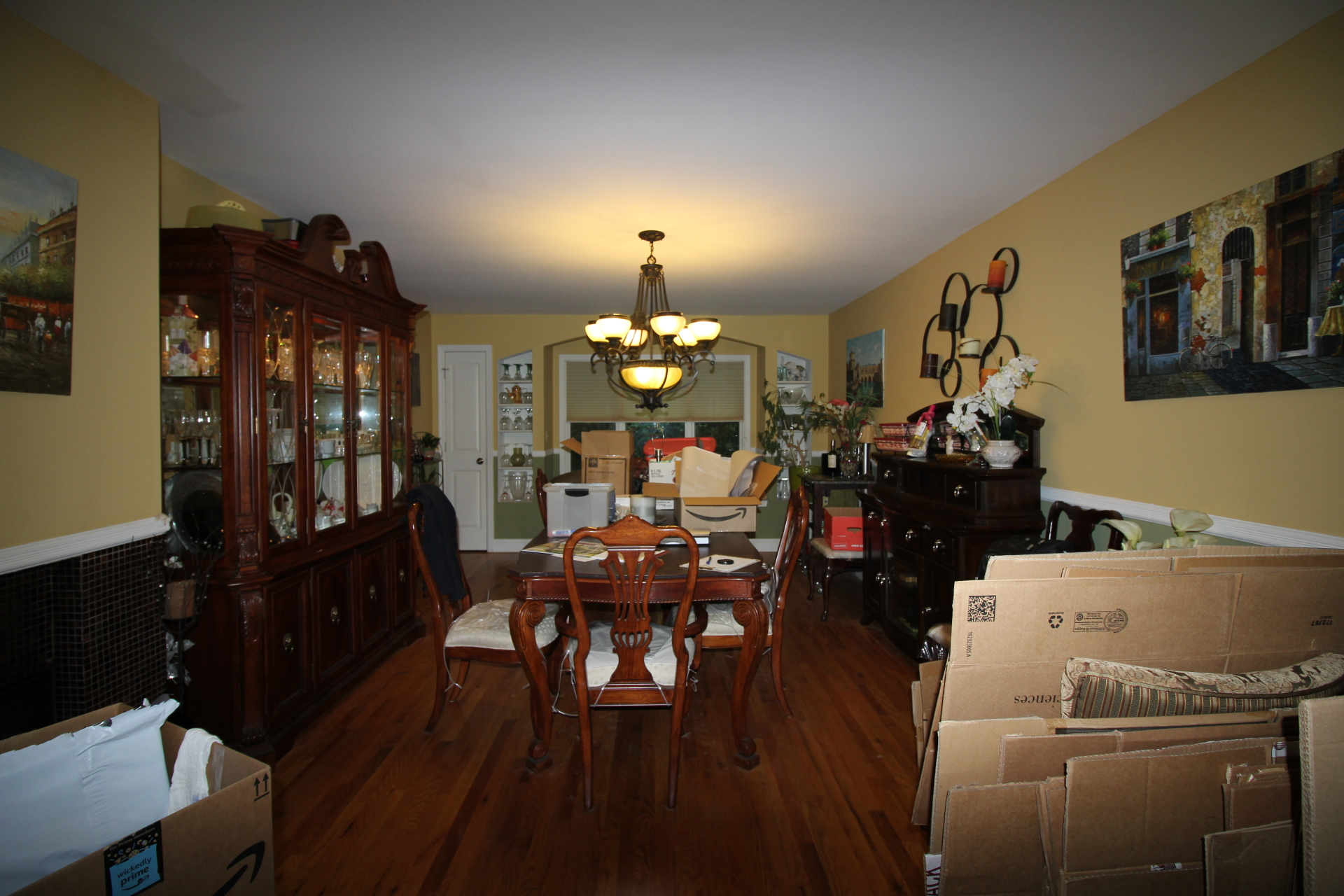 BEFORE - Occupied Staging - Ewing, NJ