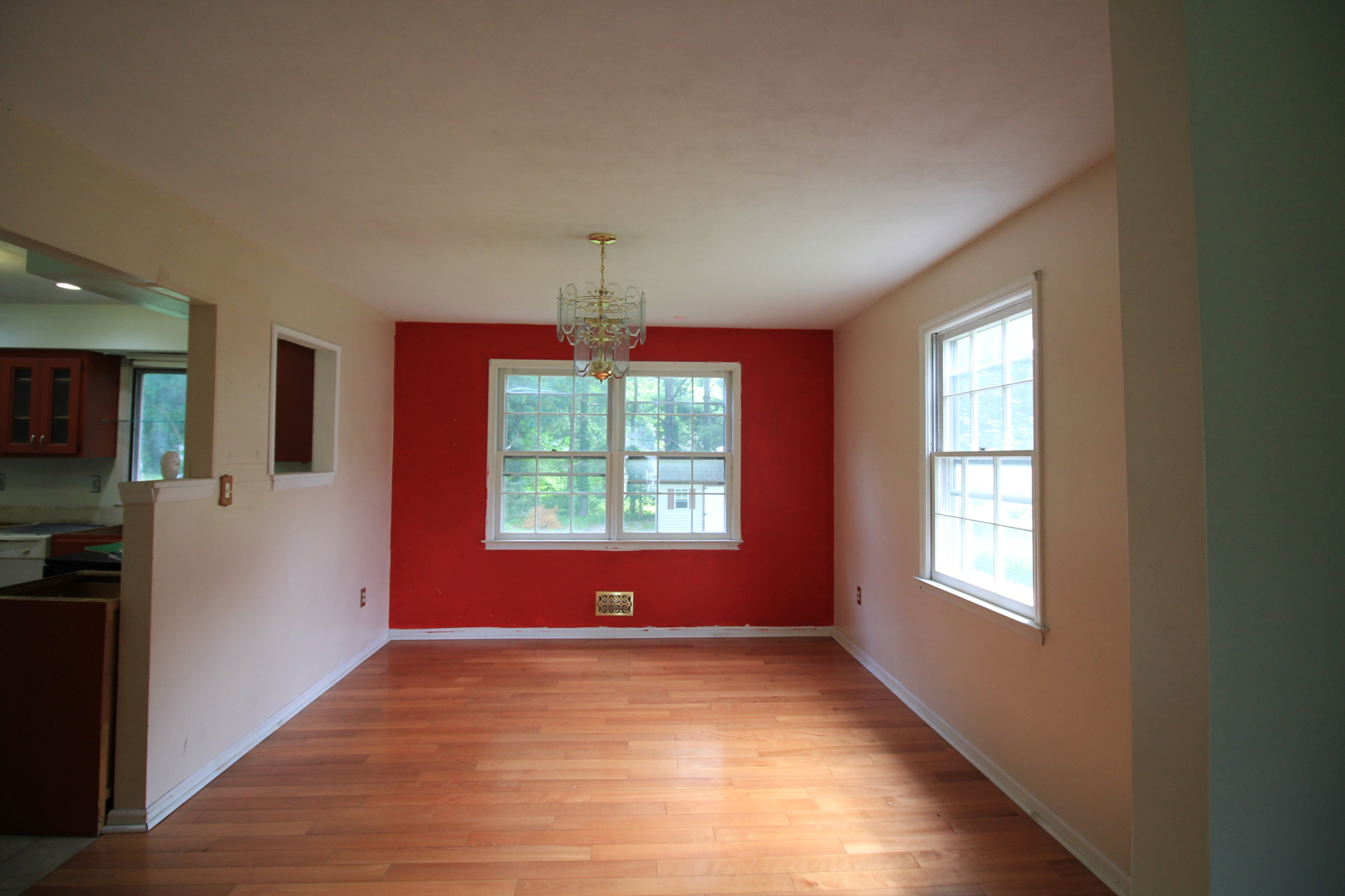 Design & Vacant Staging - W. Trenton, NJ  - 12/17