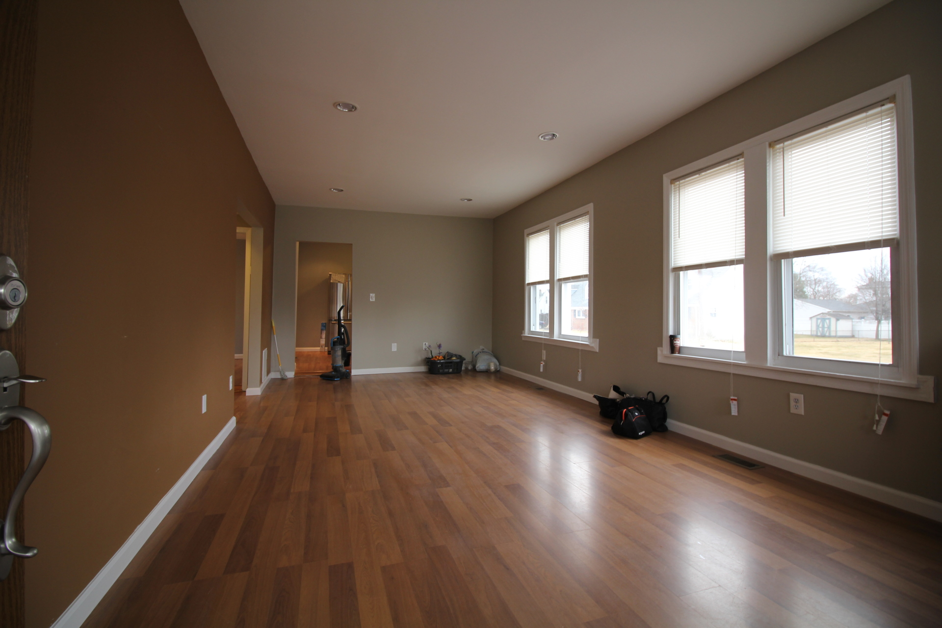 BEFORE - Vacant Staging - Burlington NJ - 02/18