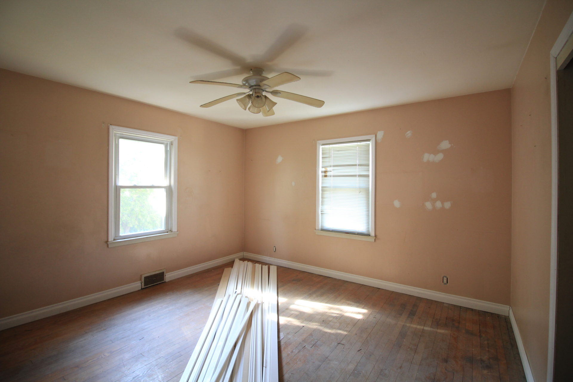 Before - Vacant Staging - Ewing, NJ - 5/18