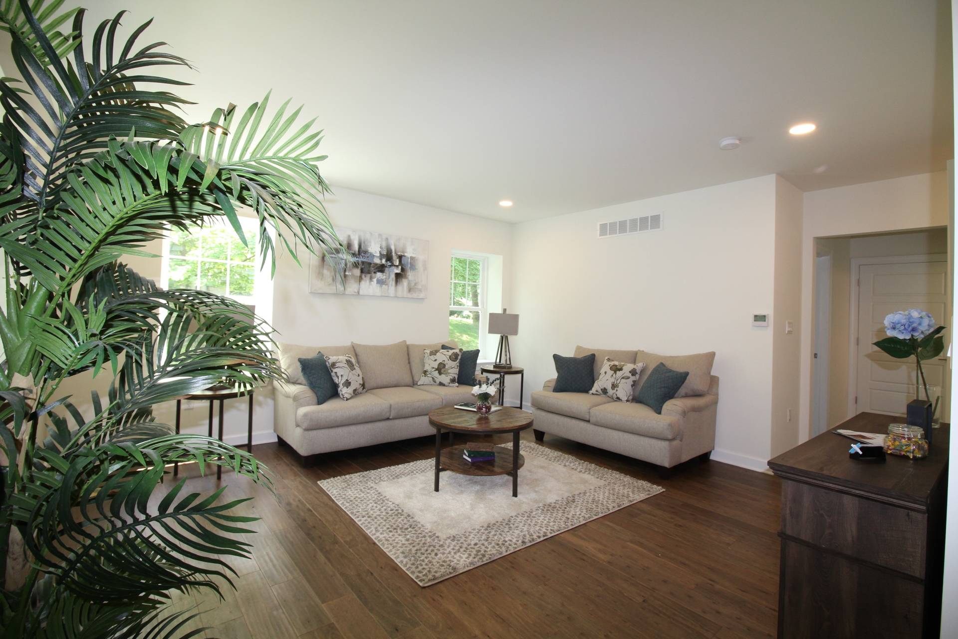AFTER - Vacant Staging & Design - Hopewell, NJ - 7/18