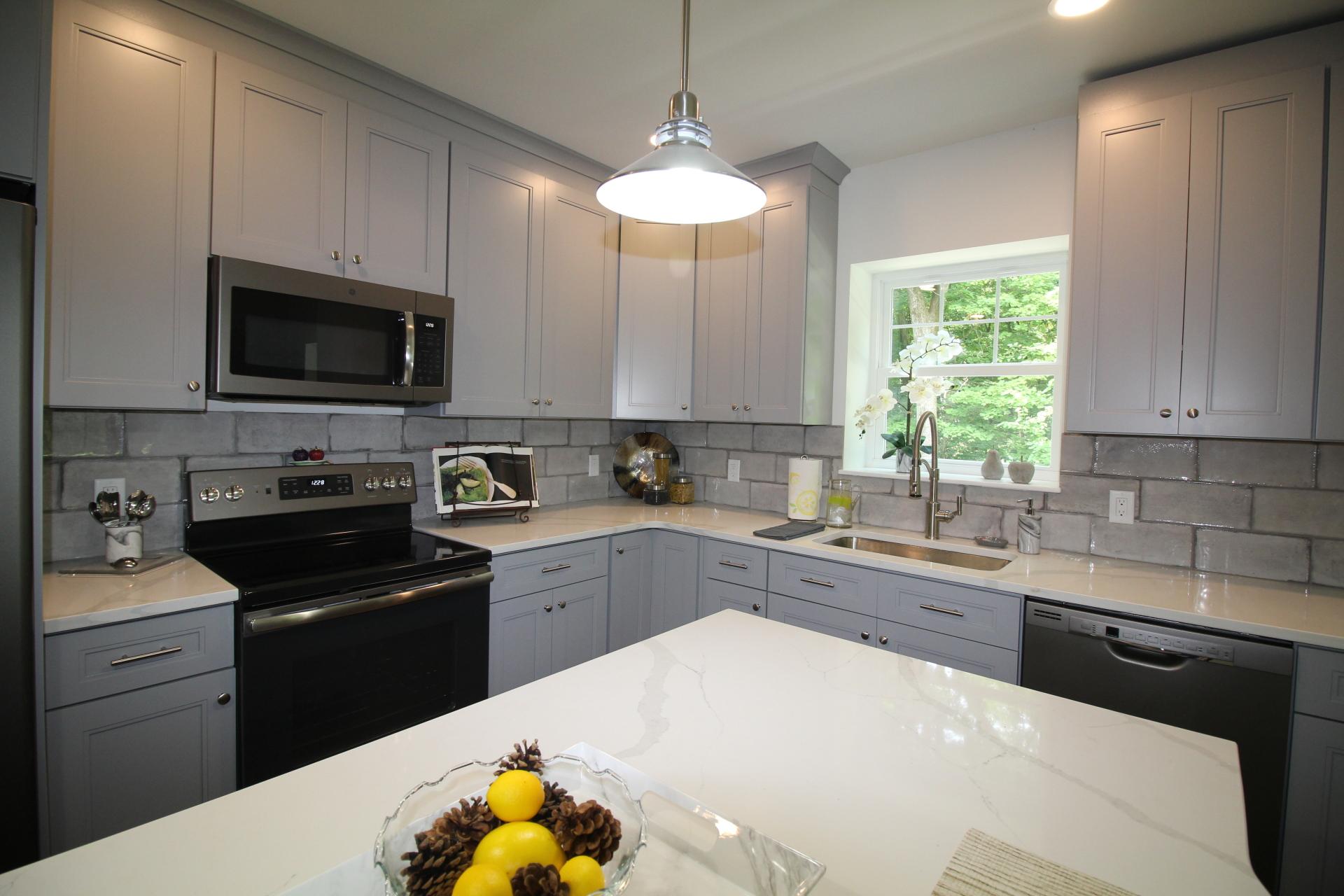 AFTER - Interior Design - Hopewell, NJ