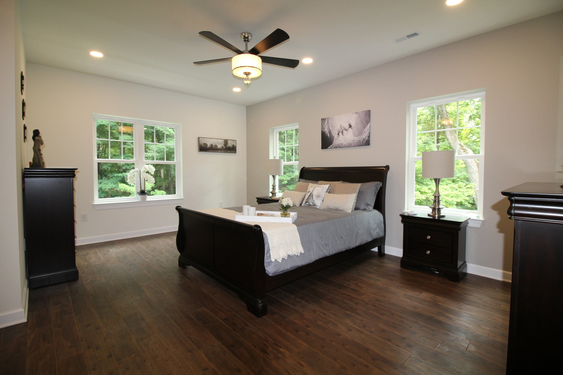 AFTER - Interior Design & Vacant Staging - Hopewell, NJ