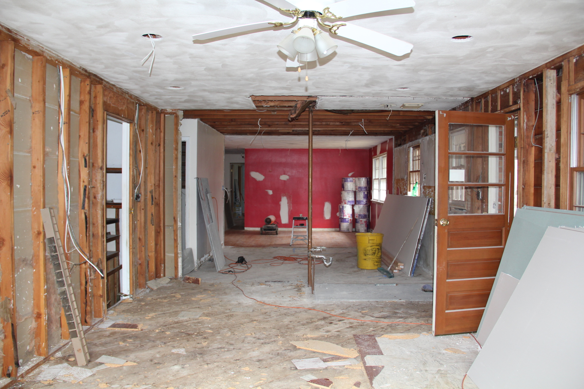 Before - Interior Design - Lawrenceville - 09/18