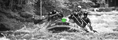 Book the rafting with Vida Xtreme