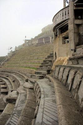 Minack theatre