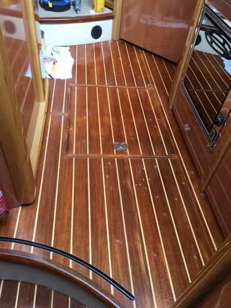 Teak Restoration Wood Repairs