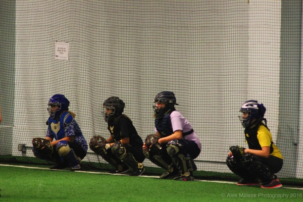 Catchers & Pitchers Clinics