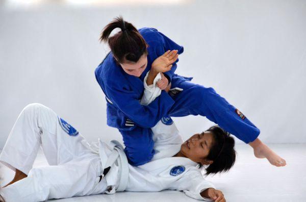 Adult Brazilian Jiu Jitsu
