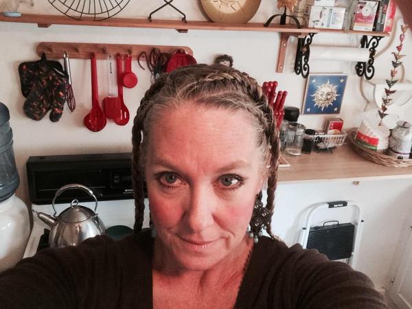 Braids in the Kitchen