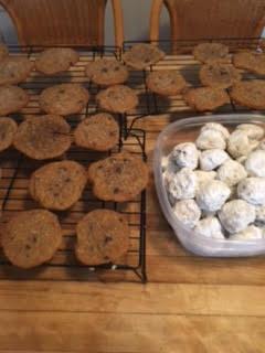 Cookies & Snow Balls