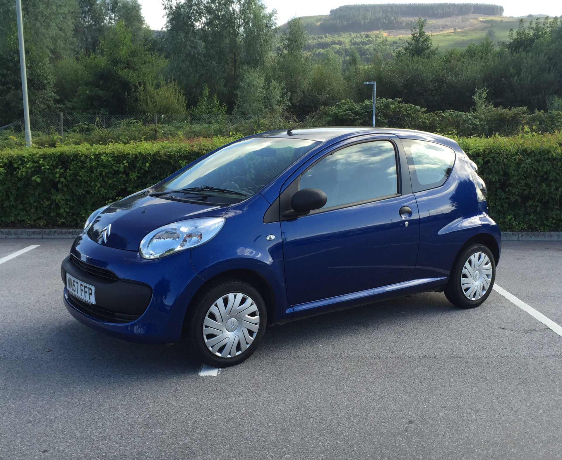 £SOLD Citroen C1 1.0 Vibe 3 Door 11,939 miles
