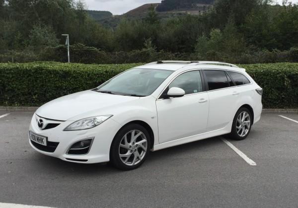 Mazda6 Estate 2.2d Sport [6]