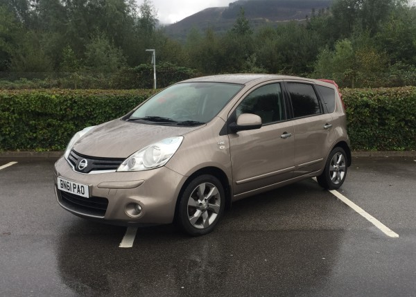 Nissan Note 1.5DCi N-Tec 5 Door