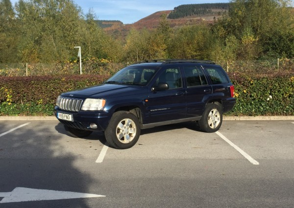 Jeep Cherokee 3.1TD Auto Limited