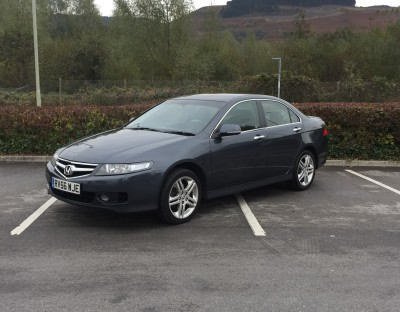 £SOLD Honda Accord 2.2CDTi Sport 4 Door 142,851 Miles