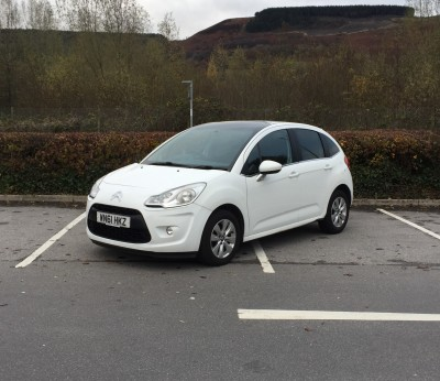 £SOLD Citroen C3 1.4HDi VTR+ 5 Door 128,333 Miles