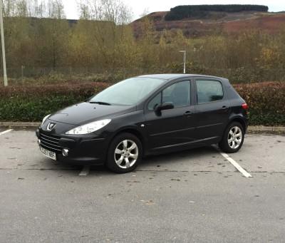 £SOLD Peugeot 307 1.6HDi S 5 Door 113,852 Miles