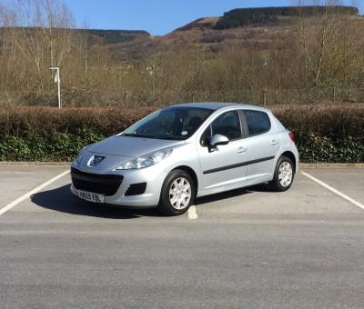£SOLD Peugeot 207 1.4HDi S 5 Door 66,047 Miles