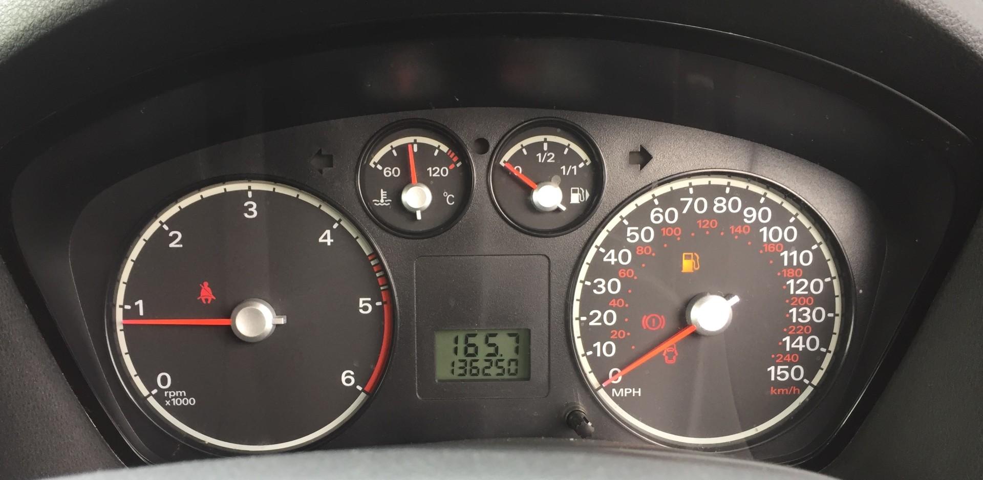 136,250 Miles