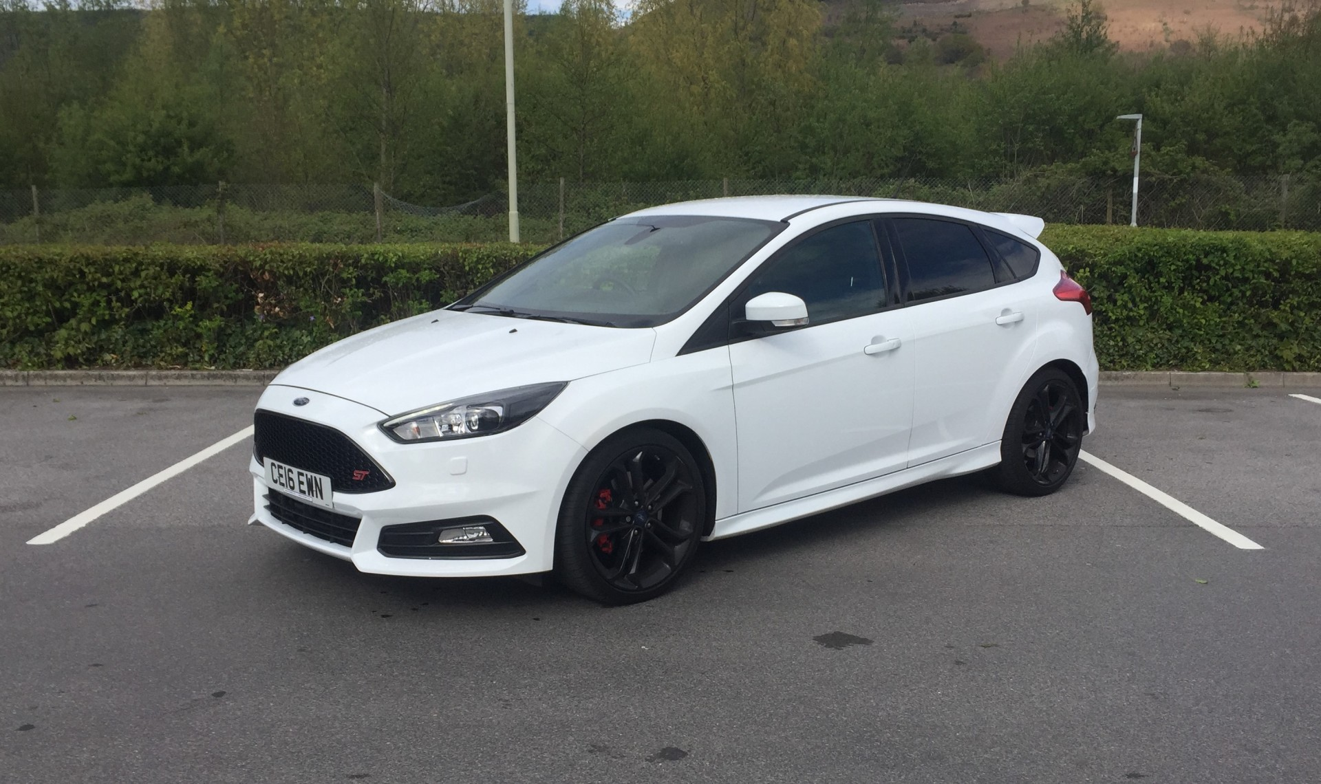 £103/week £20,399 Ford Focus 2.0TDCi ST-3 5 Door 12,530 Miles