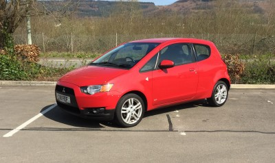 £12/week £2,225 Mitsubishi Colt 1.3CZ2 3 Door 84,420 Miles