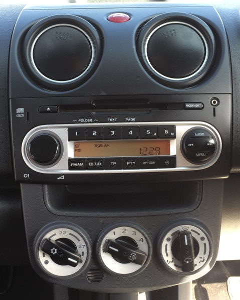 CD/MP3/AUX Player