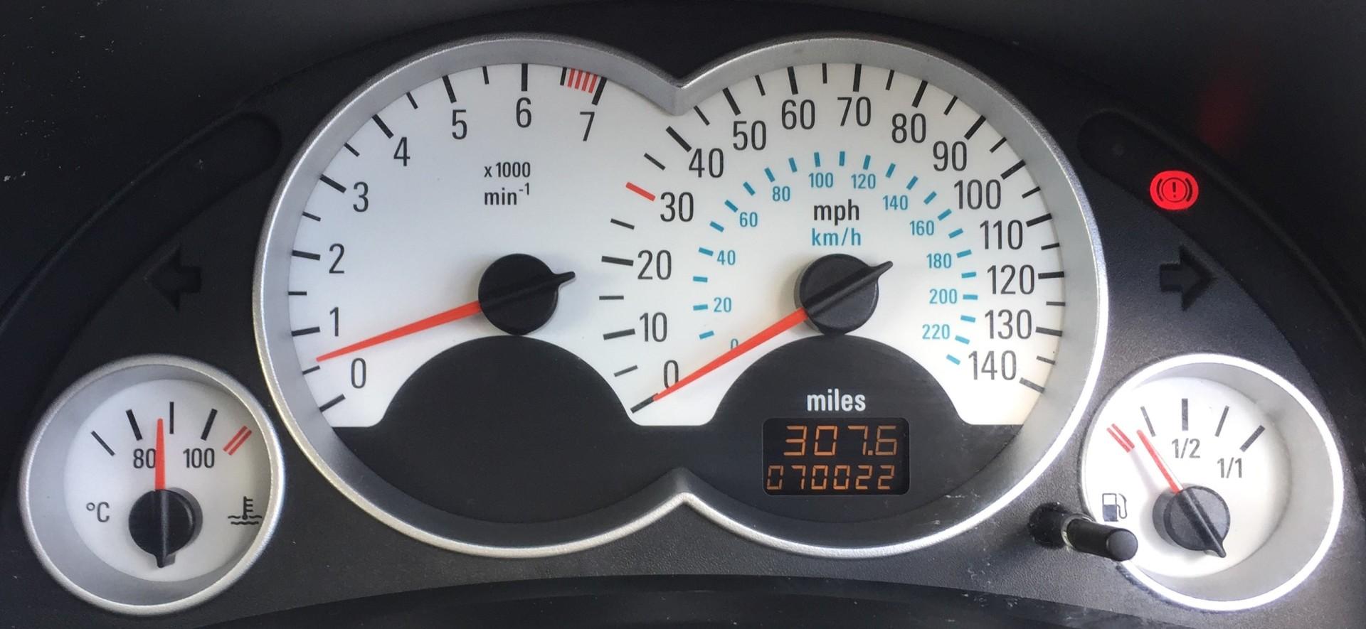 70,010 Miles