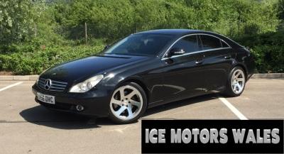 £32/week £6,150 Mercedes-Benz CLS350 7G-Tronic 4 Door