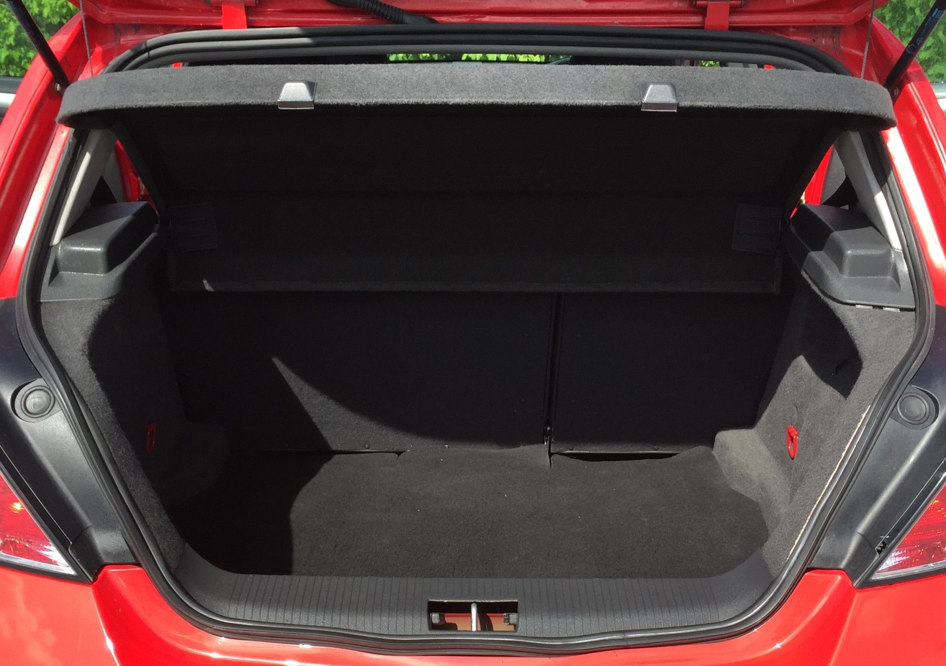 Great Boot Space
