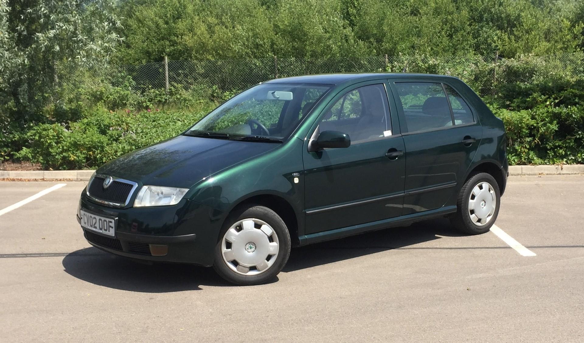 £SOLD 2002 '02' Skoda Fabia 1.4 Comfort 81,674 Miles
