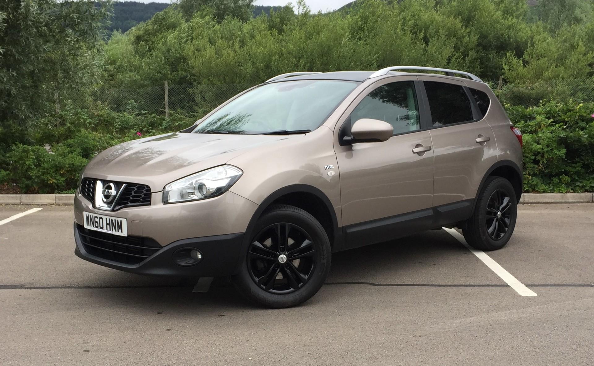 £34/week £6,675 Nissan Qashqai 1.5DCi N-Tec 90,368 Miles