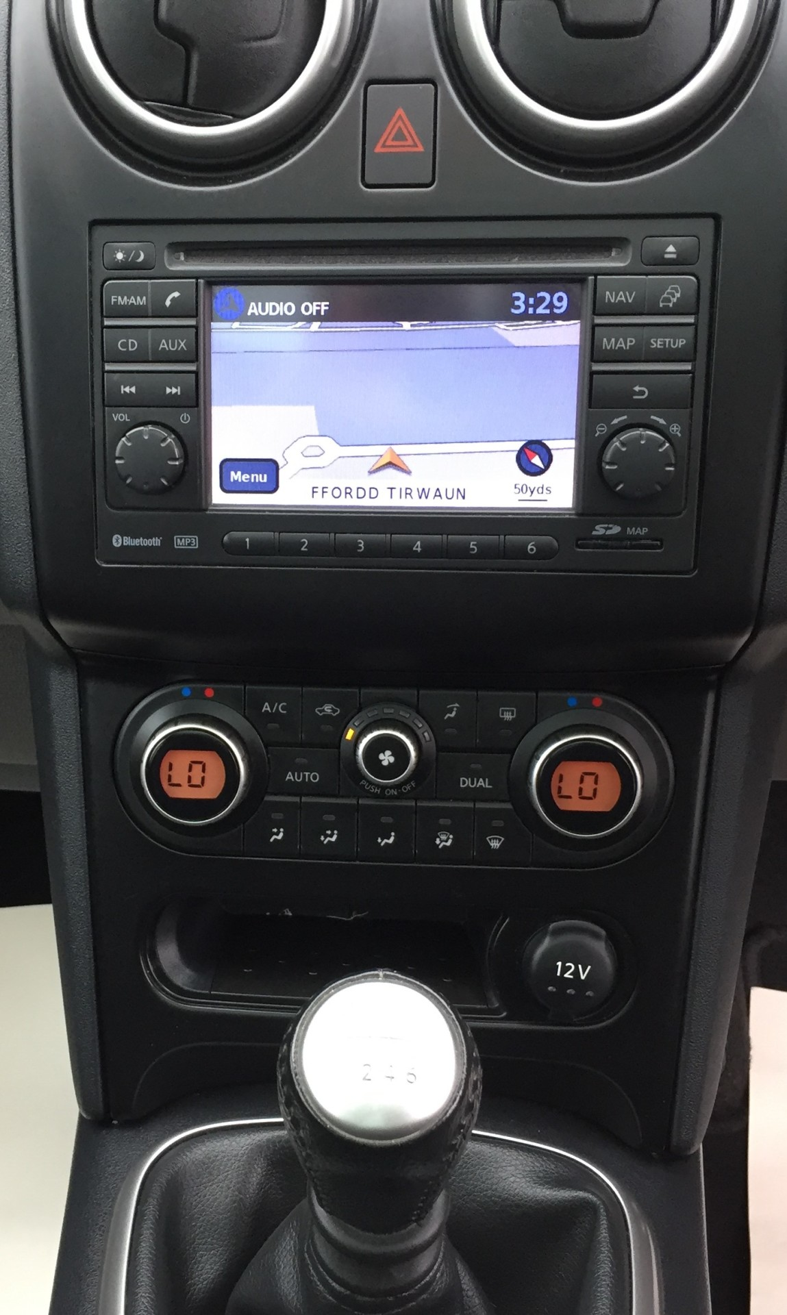 USB/AUX/CD Player