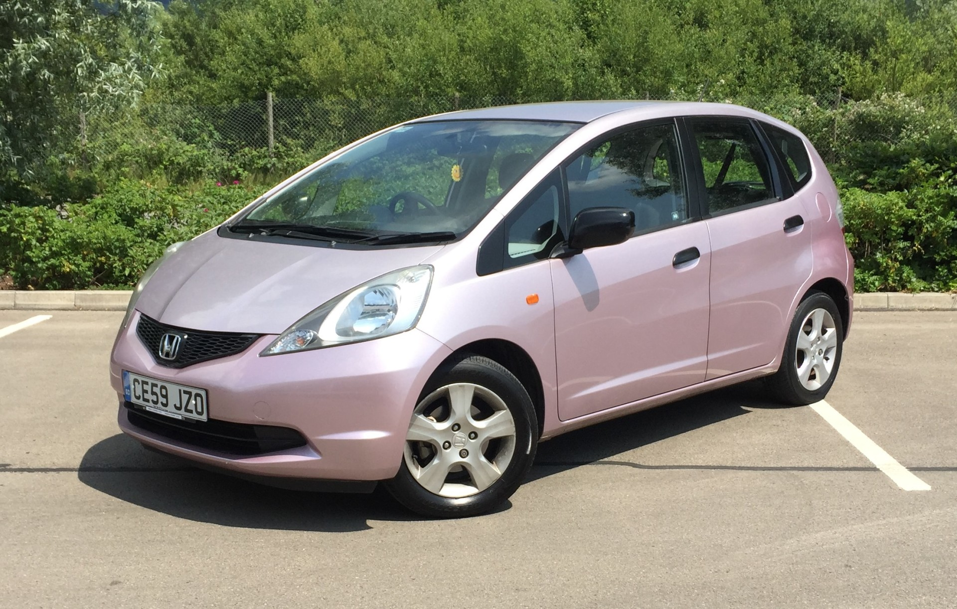 £23/week £4,385 Honda Jazz 1.2 SE (VSA) 22,817 miles