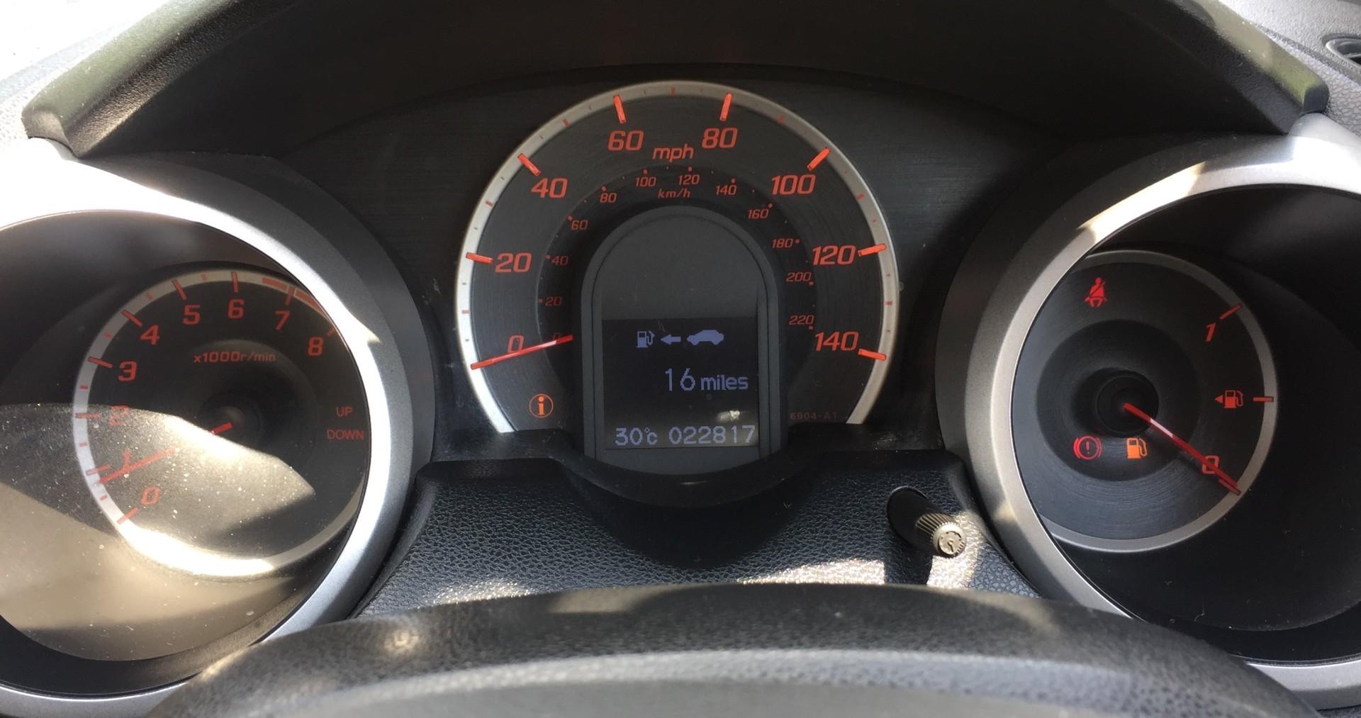 22,817 Miles