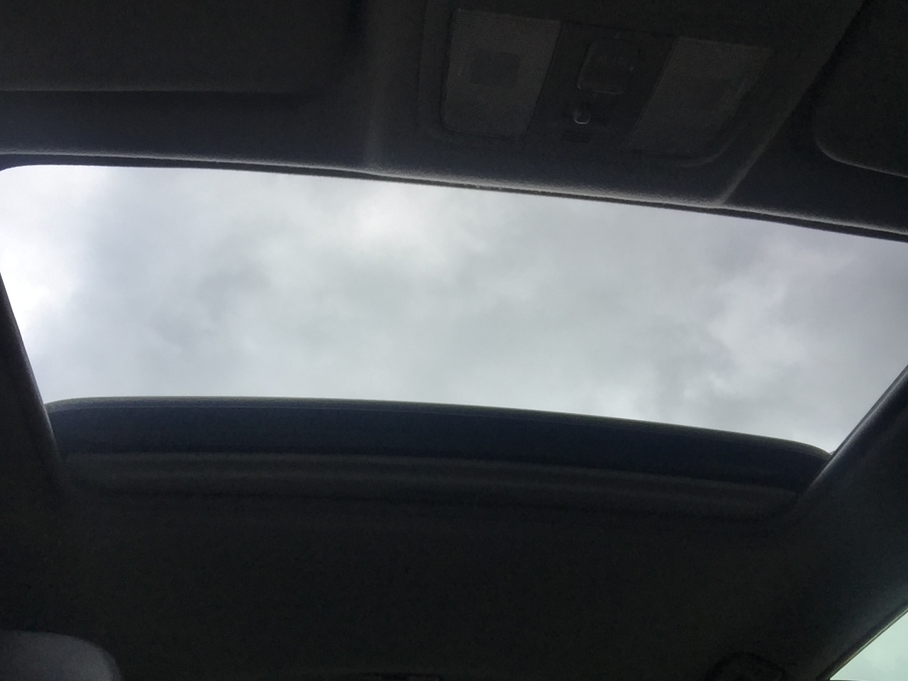 Electric Sunroof (Open)