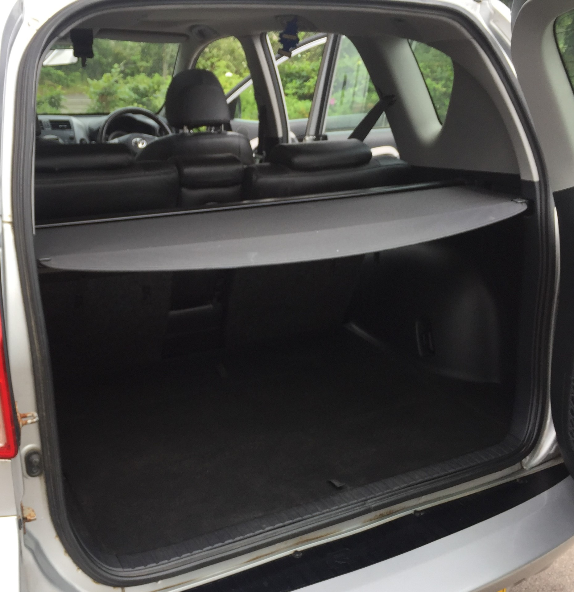Large Boot Space