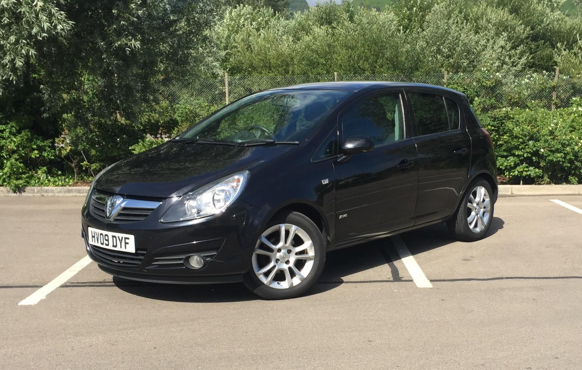 £16/week £3,000 Vauxhall Corsa 1.4 SXi 5 Door 78,597 Miles