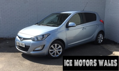 £23/week £4,350 Hyundai I20 1.2 Active 5 Door