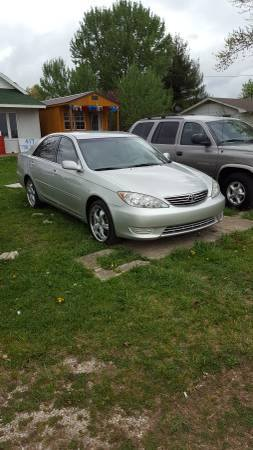 2006 Toyota Camry $6,595
