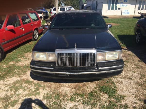 1994 Lincoln Limo $1,199