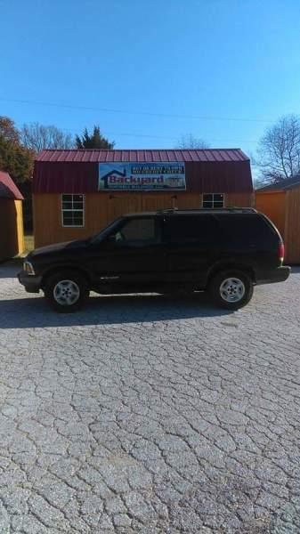 1995 Chevy Blazer 4X4 $1,800