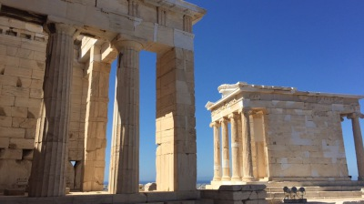 Girl Meets Athens, Greece